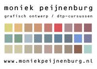 Moniek Peijnenburg Grafisch Ontwerp & DTP-cursussen