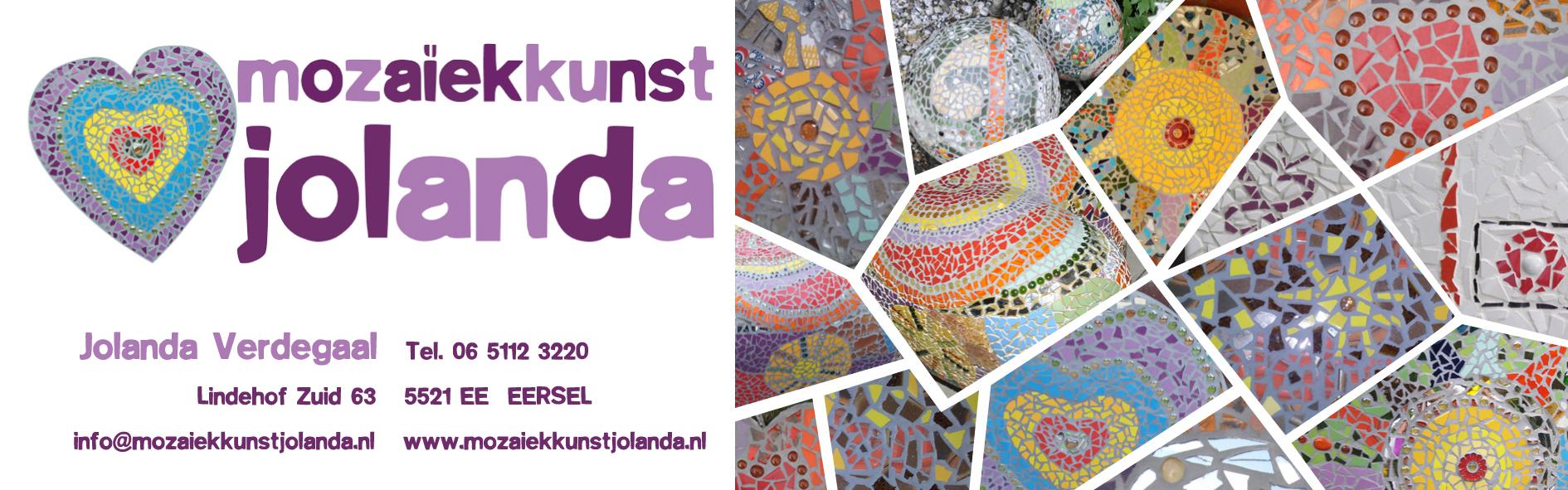 Mozaiekkunst Jolanda
