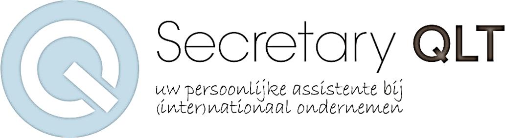 Secretary QLT