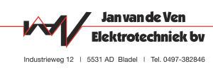 Jan van de Ven elektrotechniek B.V.